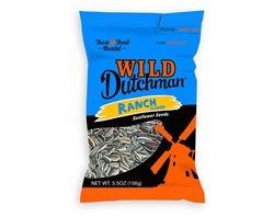 Wild Dutchman Sunflower Seeds Ranch 5.5oz