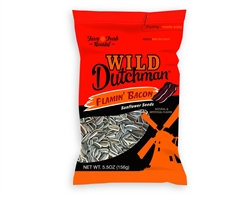 Wild Dutchman Sunflower Seeds Flamin' Bacon 5.5oz