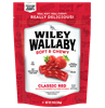 Wiley Wallaby Gourmet Australian Style Liquorice Gourmet Red Liquorice, 10-Ounce (Pack of 10)