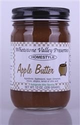 Apple Butter Jam 12oz