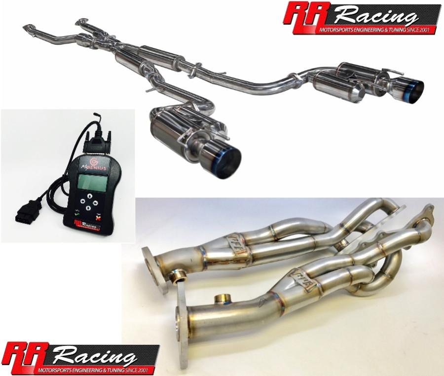RR Racing Lexus IS3XX AWD Performance Upgrade Package