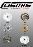 Cosmis Wheels for Lexus