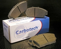 Carbotech 1521 Front Pads for RR Racing GT86 BBK
