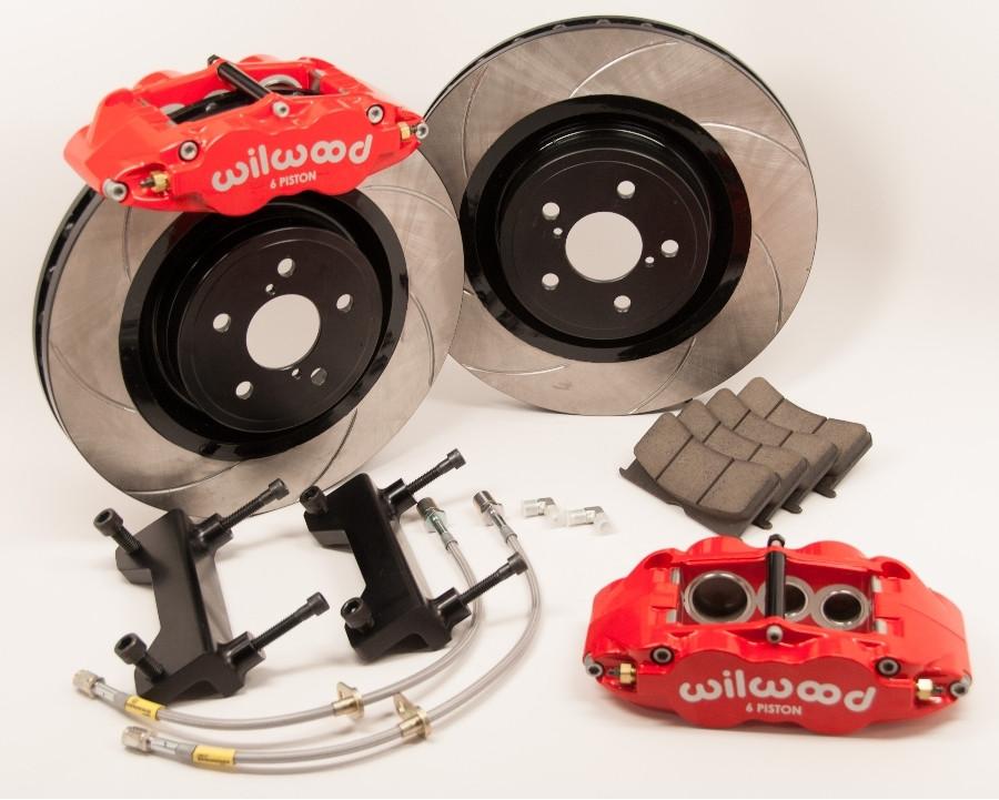 Worksheet. Subaru BRZ Scion FRS front big brake kit BBK