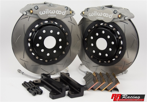 BRZ/FR-S Front Big Brake Kit Stage 4 with two-piece rotors