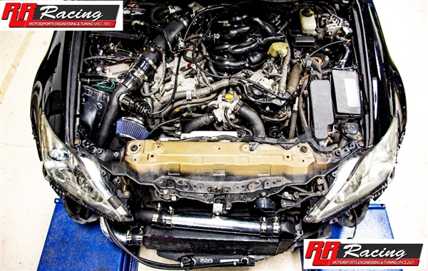 RR Racing Supercharger Kit for Lexus IS250 AWD