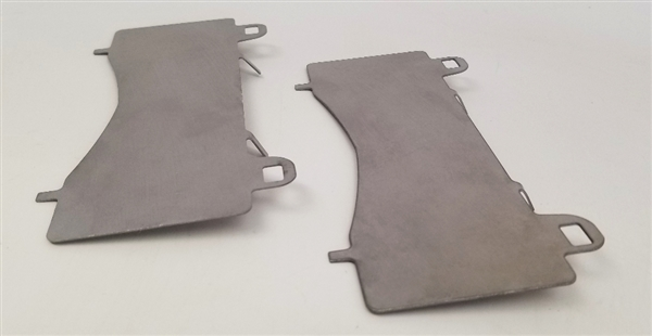 Lexus IS-F Titanium Pad Shims