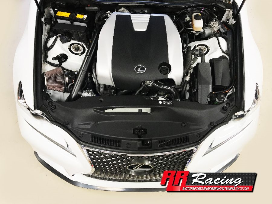 RR Racing RR530 Supercharger Kit for Lexus 3XX AWD