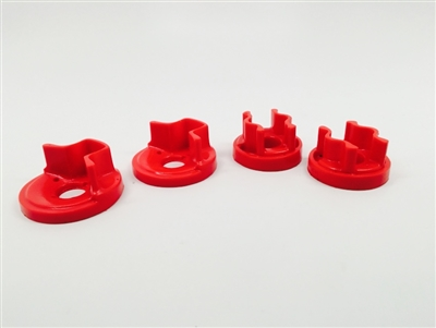 RR Racing Polyurethane Engine Mount Inserts (1993 v6 models)