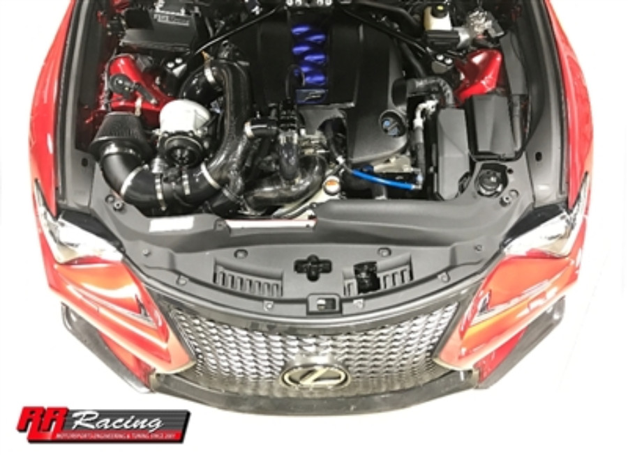 RR Racing RR780 Supercharger Kit for Lexus RCF, GSF