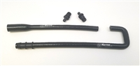 Air/Oil Separator Black Hose Upgrade Kit (for all F cars)