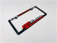 RR Racing License Plate Frame