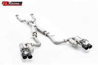 Ark Grip Exhaust with Carbon Tips for Lexus IS300/IS350 AWD