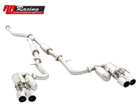 Ark Grip Exhaust with Quad Polished Tips for Lexus IS200t RWD (IS300)