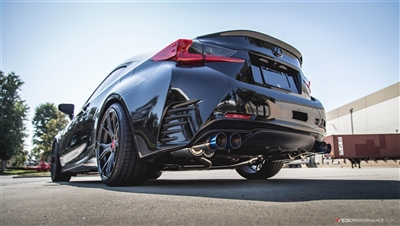 Ark-GripExhaust-with-Polish-Tips-Lexus-RC200t