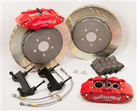 WRX Competition Front Big Brake Kit Stage III