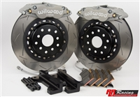 WRX Front Big Brake Kit Stage 4