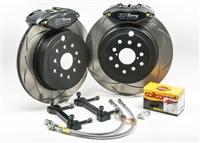 WRX Competition Rear Big Brake Kit