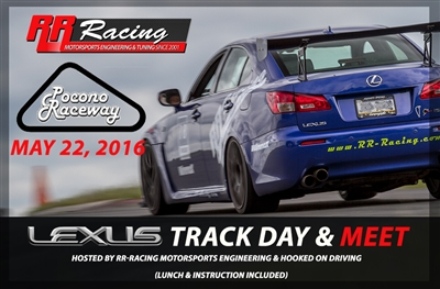 Spring Club Lexus Meeting Event Registration