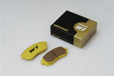 Winmax W1 Front Pads for Lexus IS-F