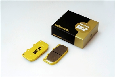 Winmax W2 Front Pads for Lexus IS-F