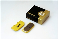 Winmax W2 Rear Pads for Lexus IS-F