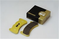 Winmax W4 Rear Pads for Lexus IS-F