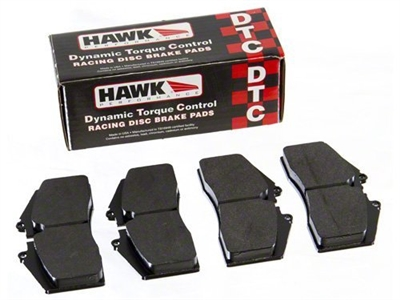 Hawk DTC-30 Race FRONT pads (factory 292mm front rotors)