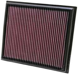 K&N High Flow Washable Air Filter for Lexus IS-F and RCF