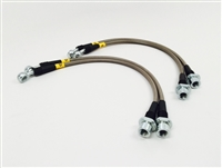 Stoptech Stainless Steel Rear Brake Lines for Subaru WRX