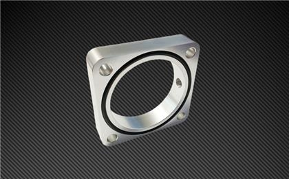 Torque Solutions Throttle Body Spacer BRZ/FRS/GT86 13+