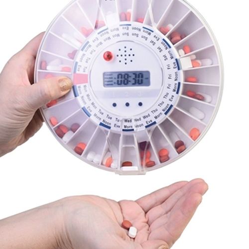 automatic-pill-medication-dispenser