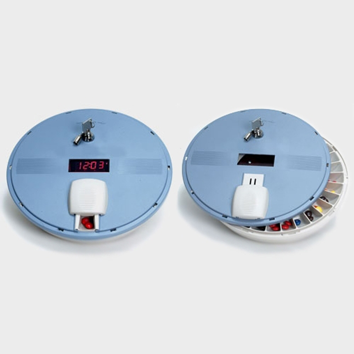 Automatic Pill Dispenser Locking Medication Dispenser I