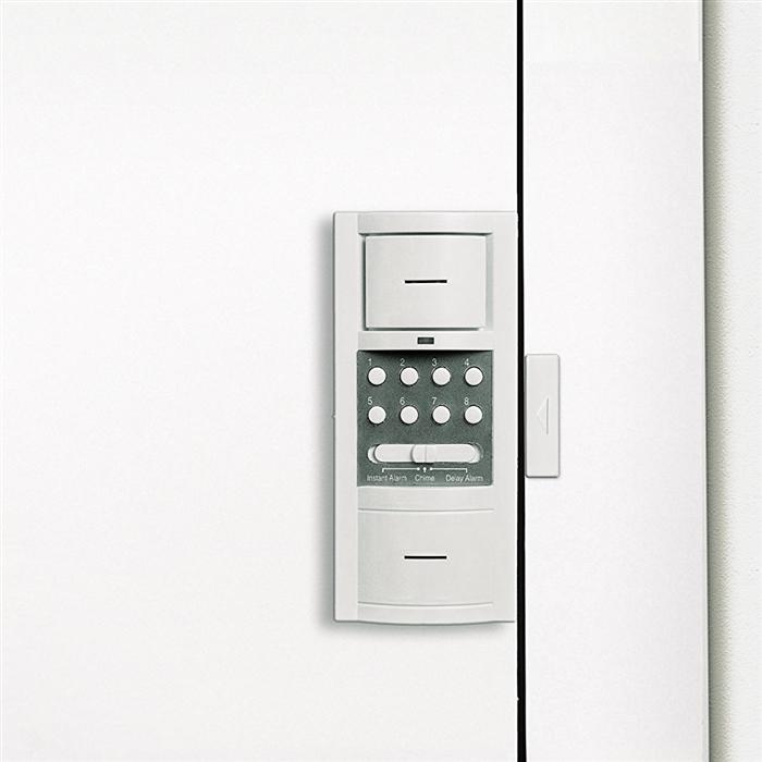 door-alarm-with-keypad  sc 1 st  The Alzheimeru0027s Store & Door Alarm With Keypad | Exit Door Alarm I Alzstore pezcame.com