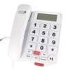speakerphone phone for seniors with large buttons