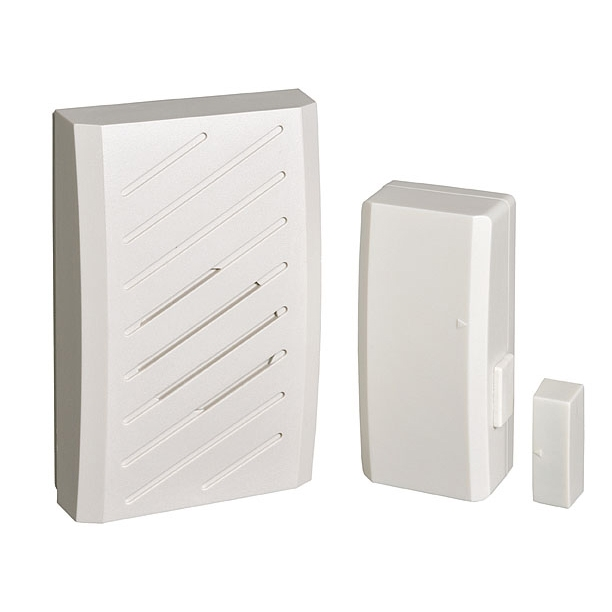 door-alarm-monitor-add-on  sc 1 st  The Alzheimeru0027s Store & Remote Door Chime Alarm | Alarm Sounder Add On I Alzstore pezcame.com