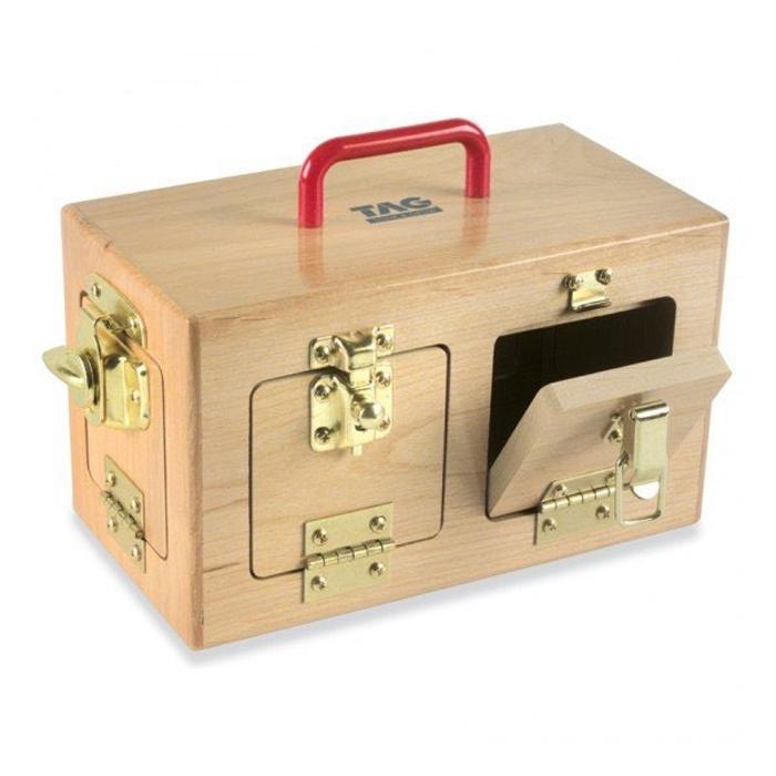 Lock Box Dementia Activity I Alzstore