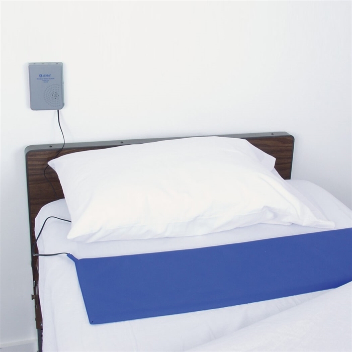 See Customer Reviews & Bed Alarm Pad | Dementia Alarm For Mattress And Chair | Alzstore