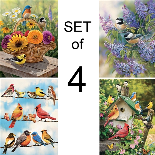 easy and simple puzzles for adults with dementia or Alzheimer's birds