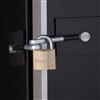 Fridge Locks-Stainless Steel