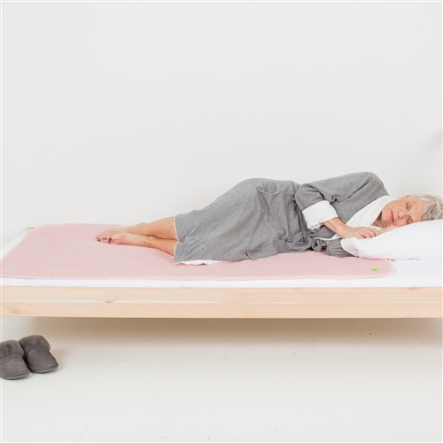 PeaPod Waterproof Bed and Chair Mat for Incontinence