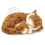 Perfect Petzzz therapy pets orange tabby