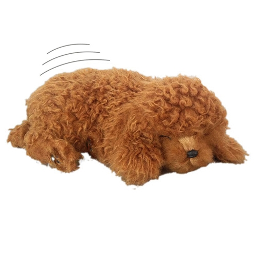 Perfect Petzzz therapy pets toy poodle