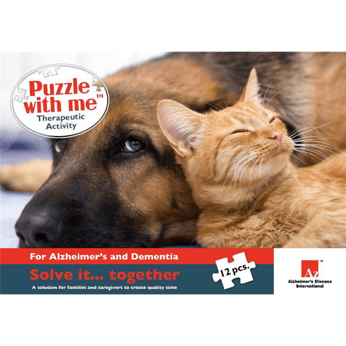 therapeutic puzzles relaxing with friends i puzzles for seniors i