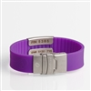 Medical Alert ID Bracelet for Alzheimer's