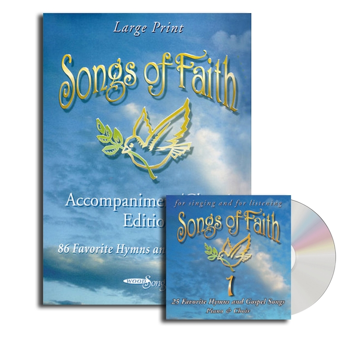 Songs of Faith CD and Songbook