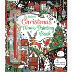 christmas-magic painting book