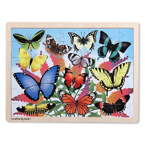 easy and simple wooden puzzles for adults with dementia or Alzheimer's