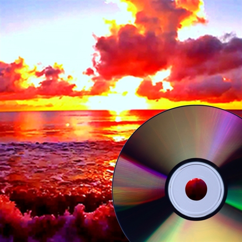 ocean sunrises ambient dvd relaxing screensaver