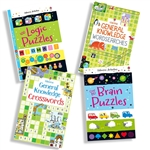 activity books for elderly and those with memory loss or alzheimers